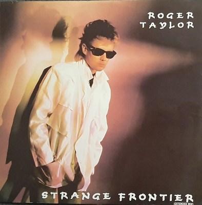 Maxi 45 tours Strange Frontier 1984