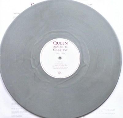 Silver Vinyle Allemagne disc 2