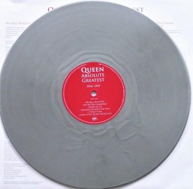 Silver Vilnyle Allemagne disc 1