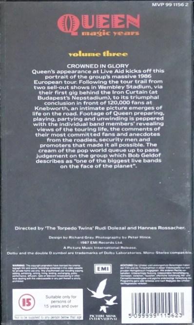 Box 3 VHS UK