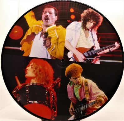 Double Vinyle Picture Europe