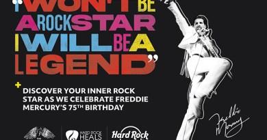Freddie For A Week 2021 – Hard Rock Cafe