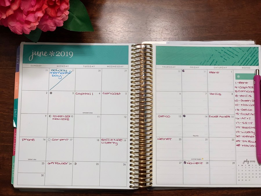 Do you want to a more organized individual? What about a female boss?! Do you own a planner or some sort? If you have a planner, great! Is it an Erin Condren Life Planner? The Erin Condren Life Planner has been a game changer for me. I'm more organized and happily adulting most days. I can easily keep track of everything! Check out some of my must haves in a planner and why I love the Erin Condren Life Planner so much!