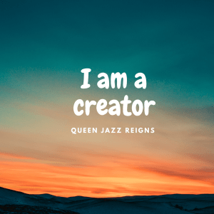 We are creators whether we believe it or not. Out thoughts shape our reality and once we realize that we can begin to shift our mindset. We can change our lives. Check out this post on my blog and the books that have helped me on my journey