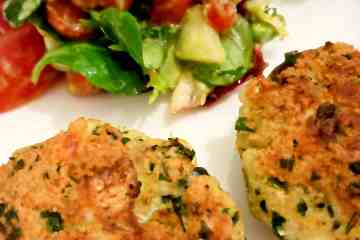 low carb perfect keto fishcakes