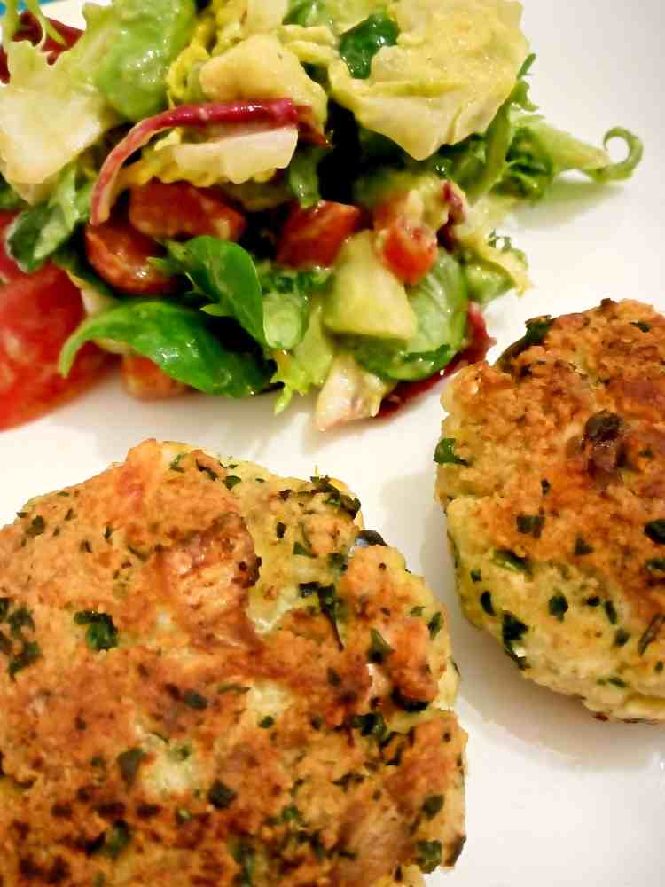 low carb perfect keto fishcakes