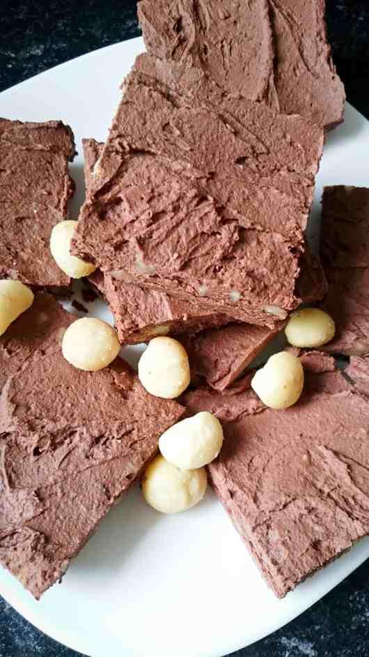 easy keto nut fudge