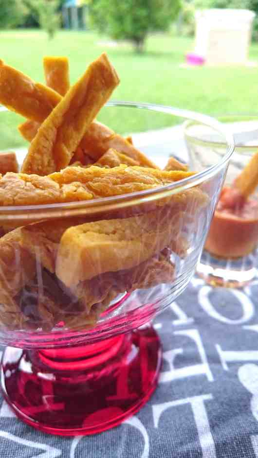 potato free low carb french fries