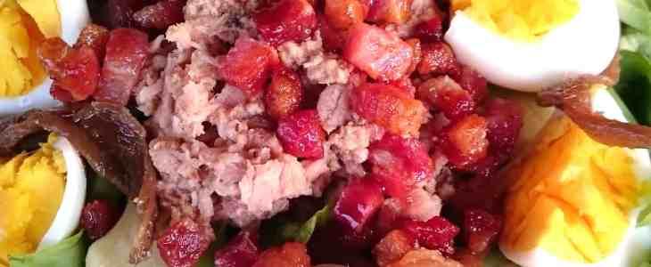 queenketo lchf gennaro nicoise salad