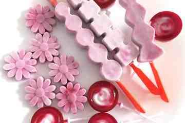 sugar free raspberry coconut ice lollies