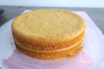 Sugar Free Low Carb Pan di Spagna (Italian Sponge)