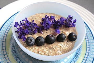 Ultimate Keto Hot Breakfast Porridge