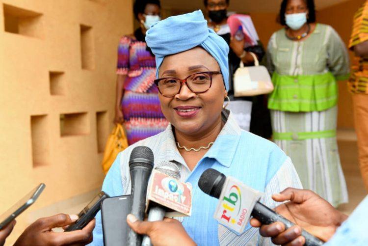 Dr Sidibe/Anago Alice Gisèle