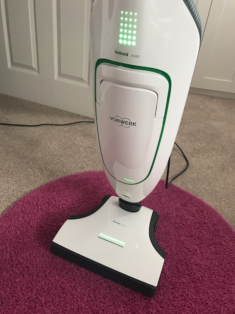 My Review of the Vorwerk Kobold VK200 the Ultimate Homecare Cleaning System