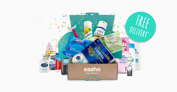 My review of my experience with the Easho Box