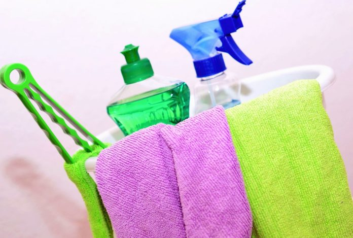 Cleaning essentials for new home owners