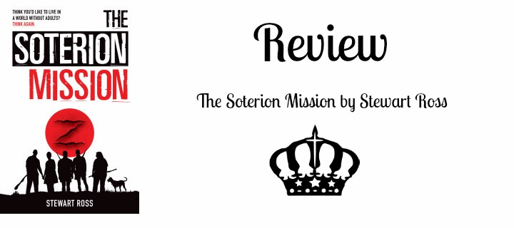 REVIEW: The Soterion Mission by Stewart Ross