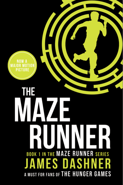 10 DAYS TO GO: 5 Reasons to Read The Maze Runner