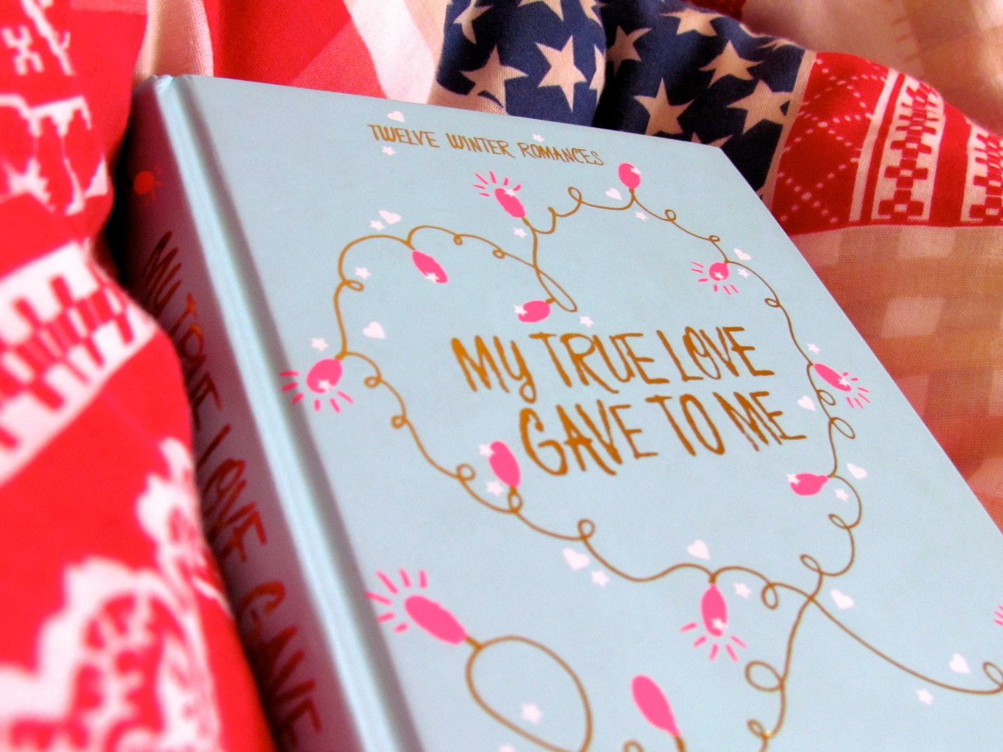 REVIEW: My True Love Gave to Me by Stephanie Perkins