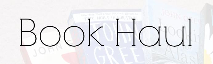 Book Haul | The Festive Edition