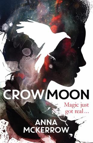 REVIEW: Crow Moon by Anna McKerrow