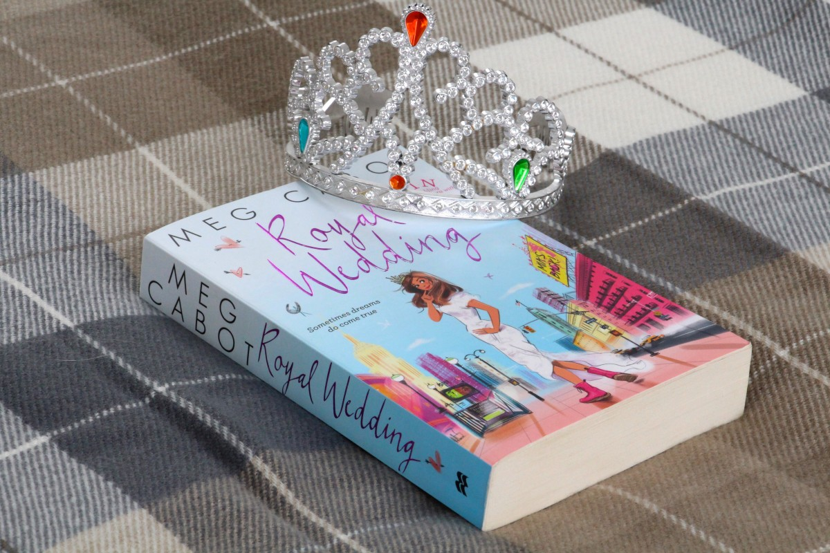 Princess Diaries Royal Wedding Book