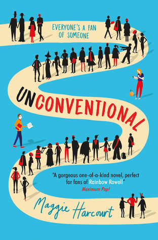 REVIEW: Unconventional by Maggie Harcourt