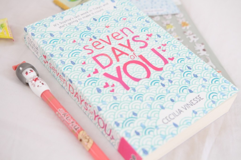 REVIEW: Seven Days of You by Cecilia Vinesse