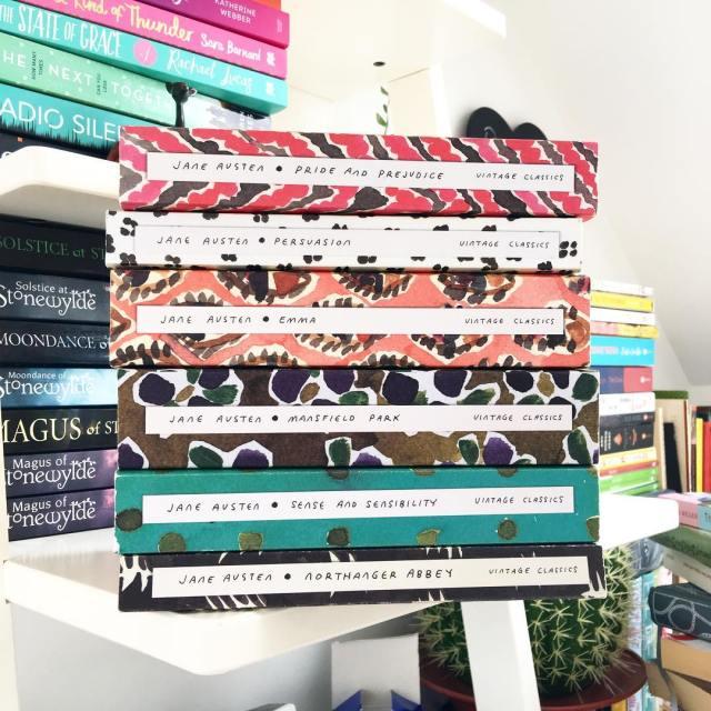 Happy BookLoversDay!    books bookstagram janeausten literature classicshellip