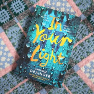 5 Tips for Getting Published with Annalie Grainger, author of In Your Light