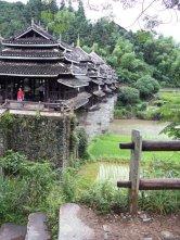 Bridge to Ma An China
