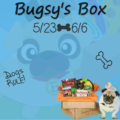 Bugsy's Box Giveaway