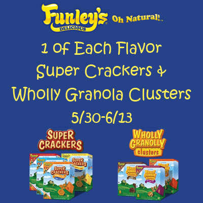 Funley's Delicious Snacks Giveaway