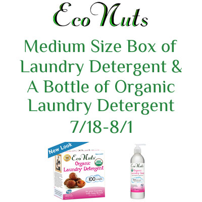 Eco Nuts Giveaway