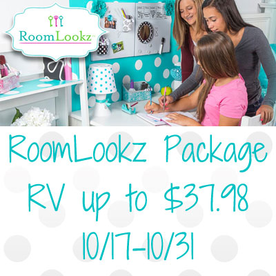 RoomLookz Package Giveaway