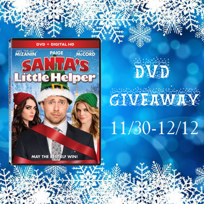 Santas-Little-Helper-DVD-Giveaway