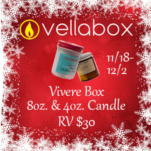 Vellabox 2017 Christmas Giveaway