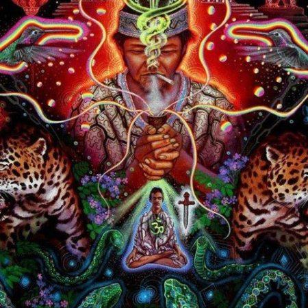Prayer to Mother Ayahuasca