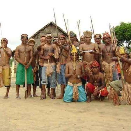 The Munduruku Indians of Brazil, a Fascinating Amazon Indigenous Tribe