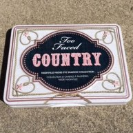 Too Faced Country Palette Review