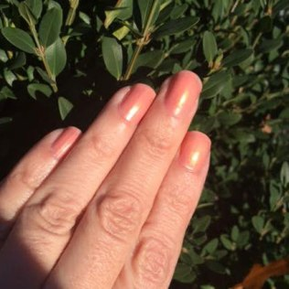 Essie Winter 2016 Nail Polish in Oh Behave! Review