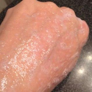Bath & Body Works Moonlight Path Foaming Sugar Scrub Review