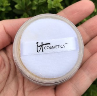 It Cosmetics Bye Bye Pores Poreless Finish Airbrush Powder Review