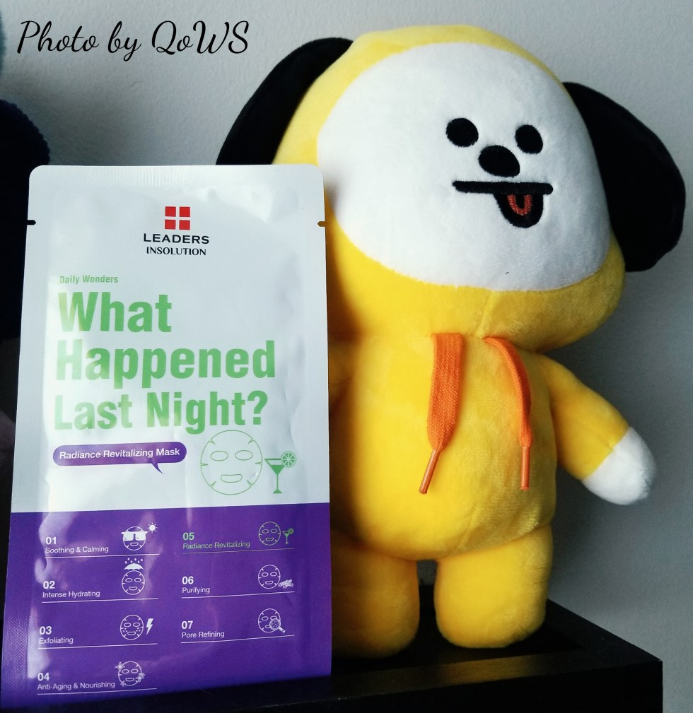 what happened last night leaders mask review