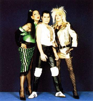 Peter, Freddie, Roger 1987