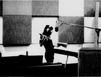 Freddie - In De Lane Leas Studio 1971 (September)