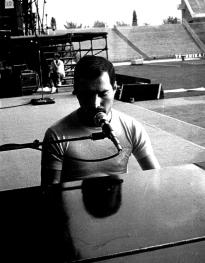 Freddie - Rehearsal In Budapest 1986