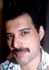 Freddie 1986 photo