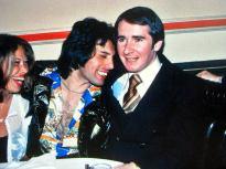 Freddie and John Reid - 1977