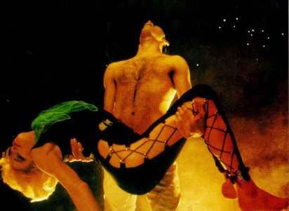 Freddie - IWBTL 1985